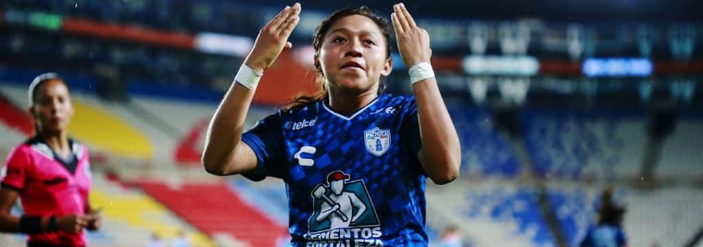 Partidos de la jornada 5 de la liga mx femenil. Foto: Liga BBVA MX Femenil