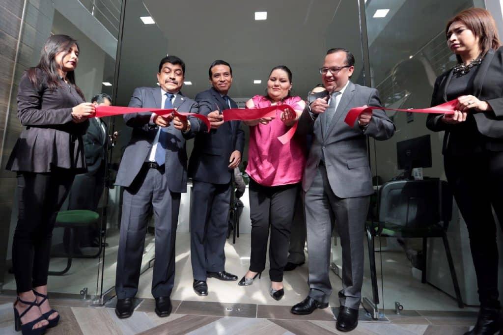 Edoméx Inaugura Módulo De Entrega De Placas En San Mateo