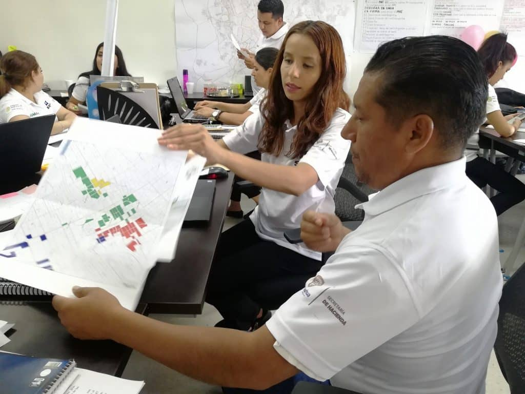 Emprenden Secretaría De Hacienda Estatal Y Sat Programa