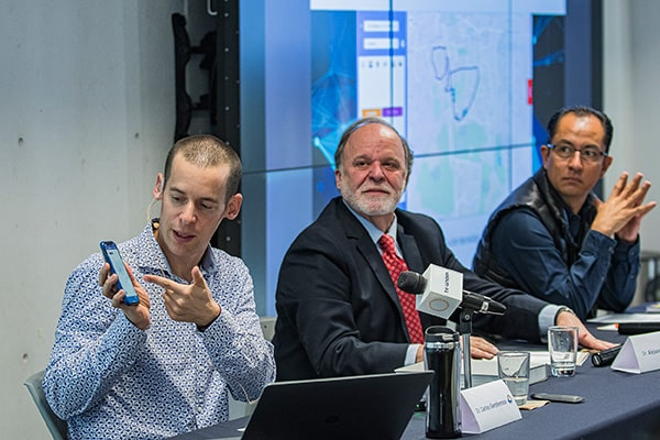 PumaMóvil, la app de la UNAM para mejorar la movilidad en Ciudad Universitaria