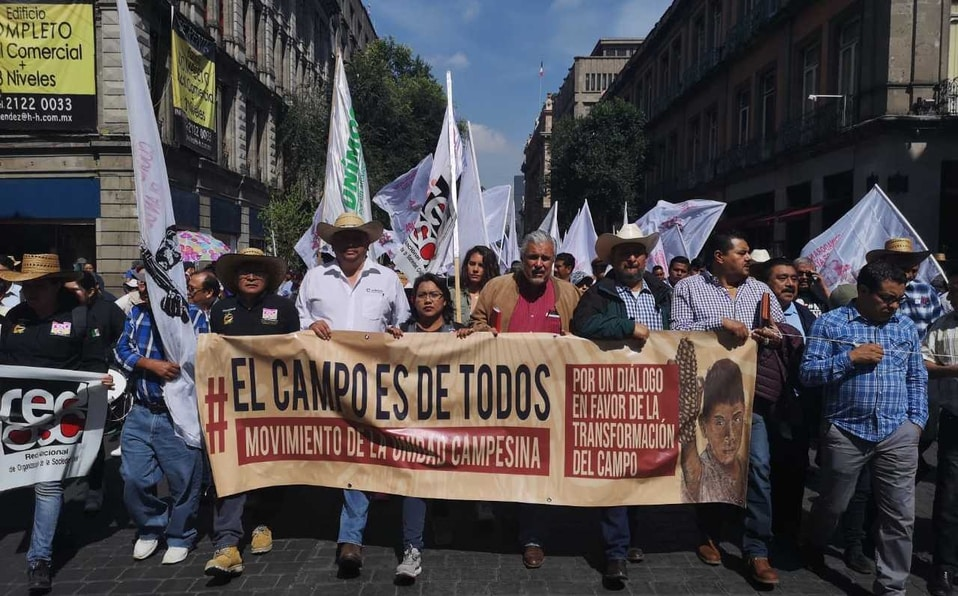 Gobierno de CDMX pide tomar precauciones por marchas y bloqueos del jueves 8 de agosto. Foto: César Velázquez/Milenio
