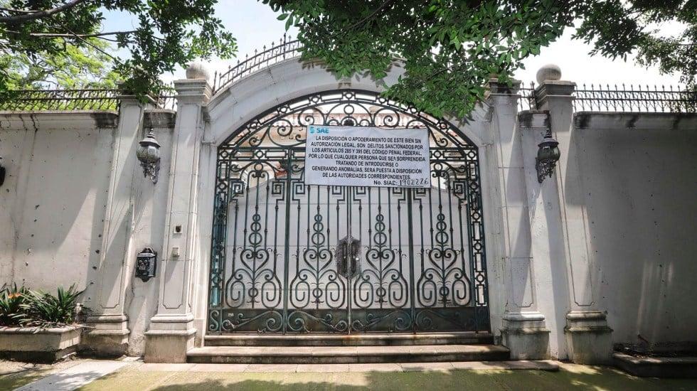 Dónde esta la casa de Zhenli Ye Gon. Foto: Lopezdóriga