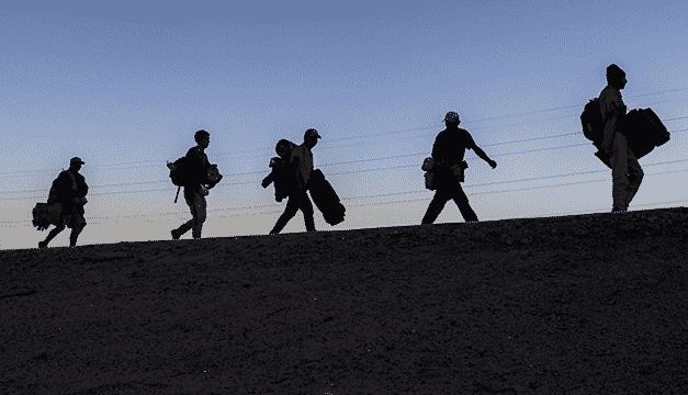 Policías Fedelares no dispararon contra migrante salvadoreño. Foto: El Mundo