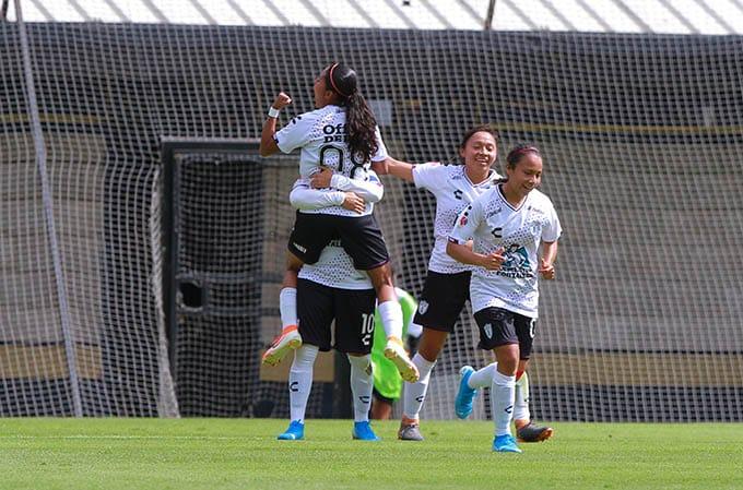 Resultados de la Jornada 5 de la Liga MX Femenil. Foto: Liga MX Femenil/Imago7/Rafael Vadillo