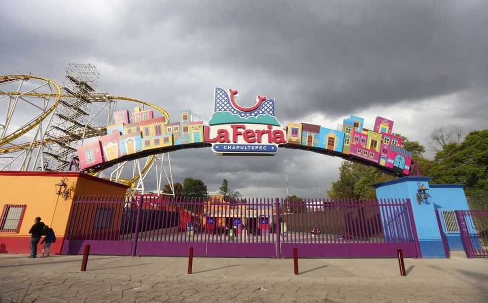 Retiran permisos de operación a la Feria de Chapultepec