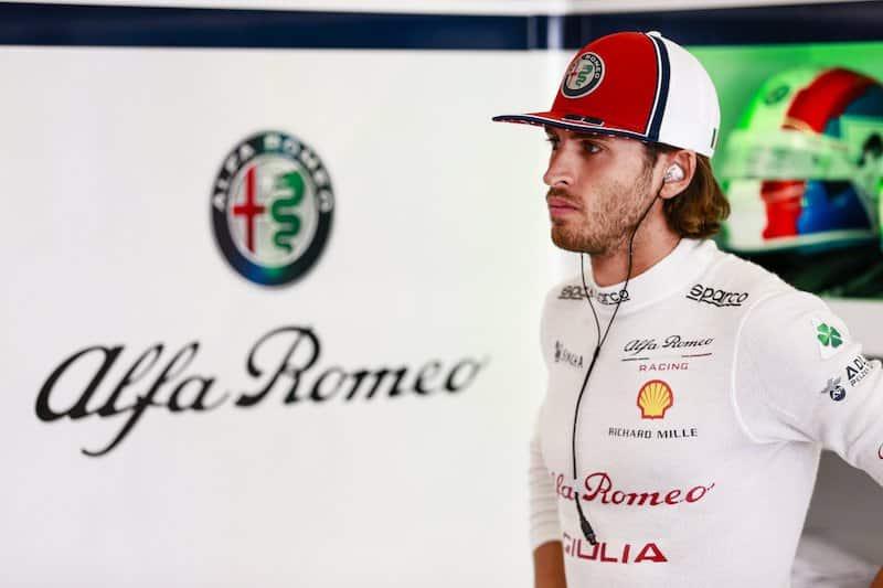 Binotto: «Giovinazzi aún no es lo suficientemente bueno para Ferrari»