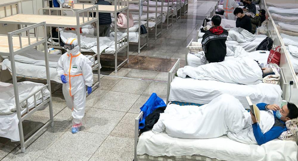 muerte de estadounidense por coronavirus