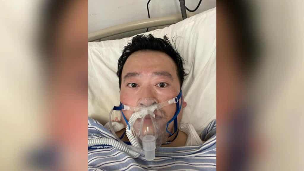 Confirman muerte de Li Wenliang