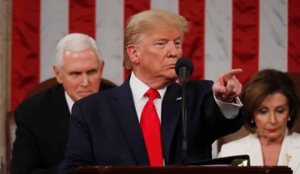 Donald Trump vence en el impeachment