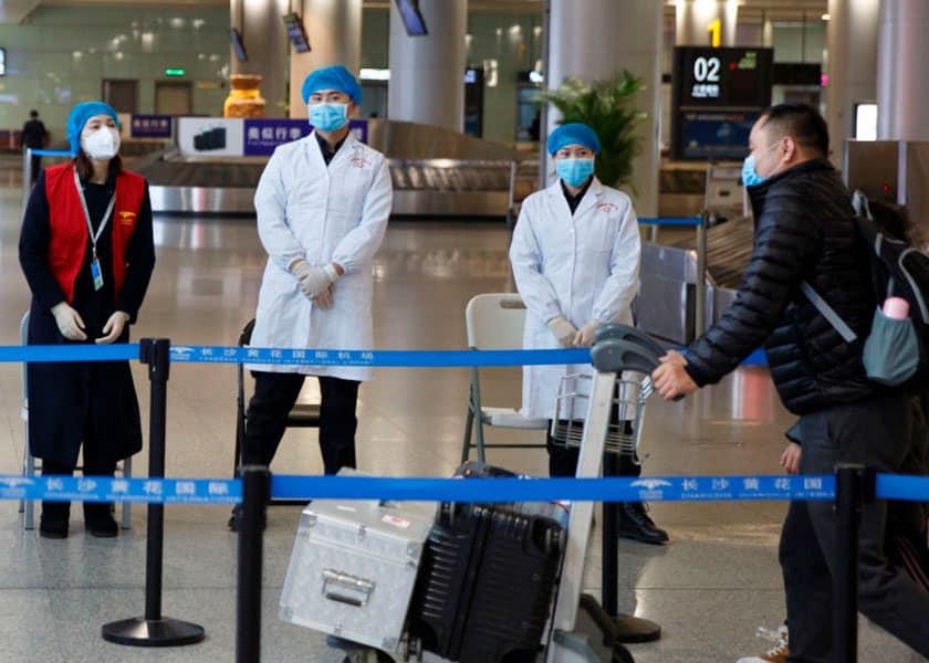 nuevo caso sospechoso del coronavirus en la CDMX