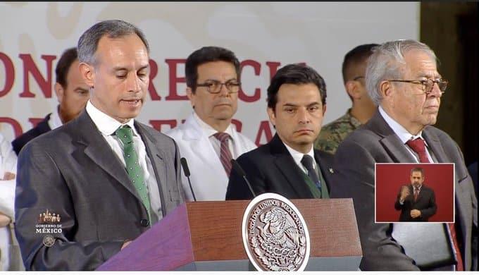 México declara el inicio de la Fase 2 en combate a COVID-19
