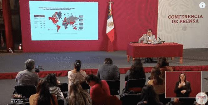 México suma 164 casos confirmados de coronavirus COVID-19