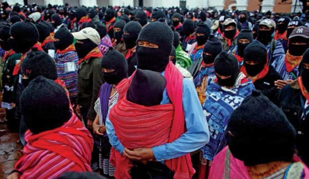 EZLN decreta alerta roja y cierra sus caracoles