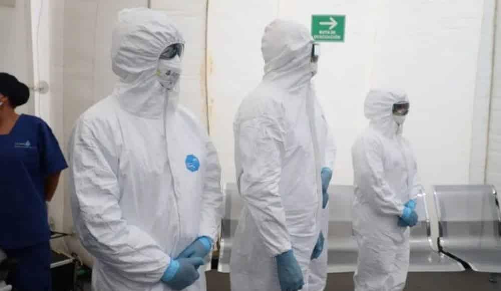 muerte de mexicano en Perú por coronavirus COVID-19
