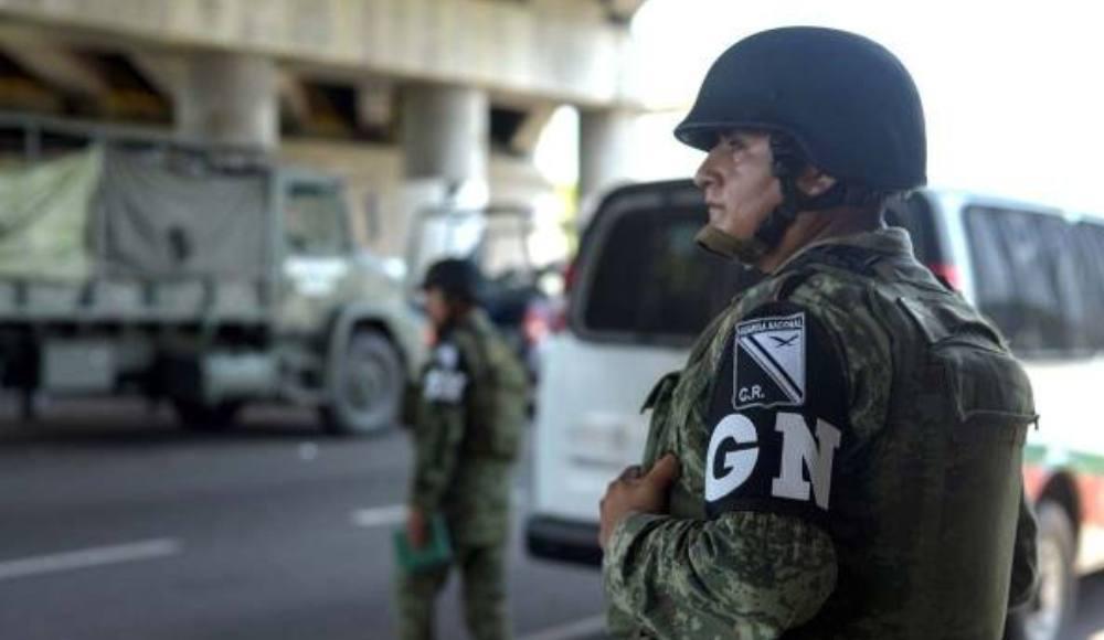 24 elementos de la Guardia Nacional dan positivo a COVID-19
