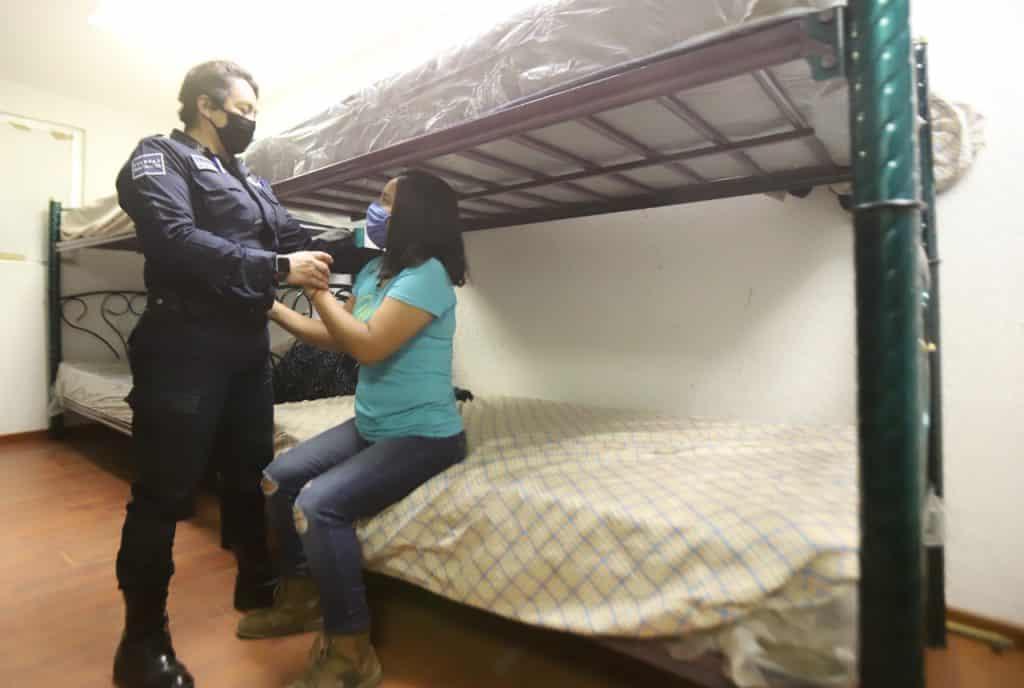 Ecatepec abre albergue para mujeres e hijos víctimas de violencia durante confinamiento