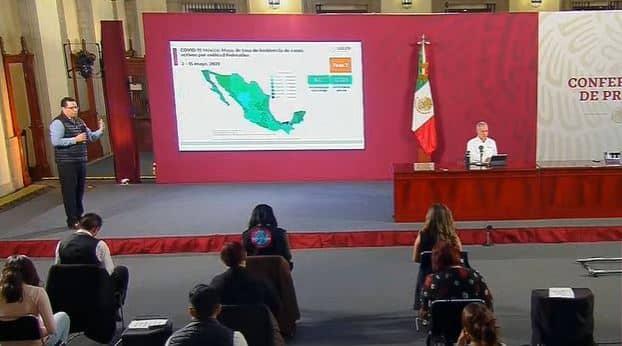 coronavirus en México al 15 de mayo portada