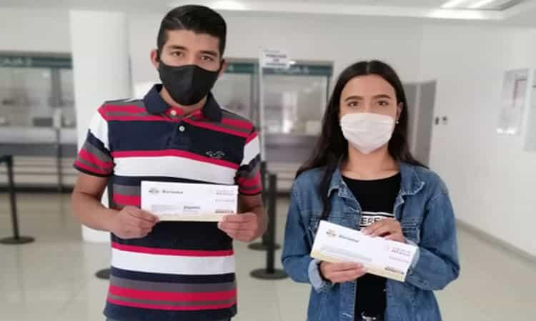 Reportan problemas técnicos en plataforma de becas Benito Juárez