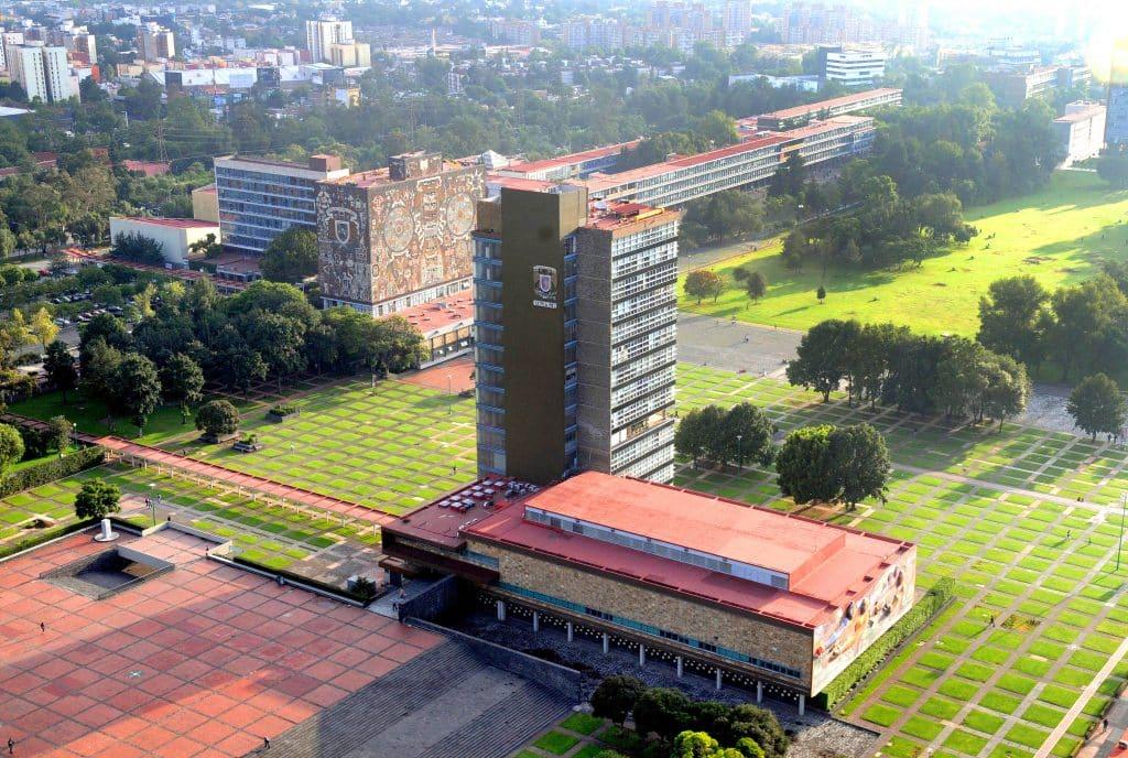 UNAM vuelve al ranking de las 100 mejores universidades del mundo