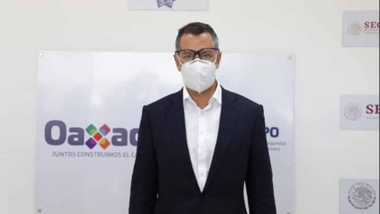 Gobierno de Oaxaca solicita declaratoria de emergencia por sismo