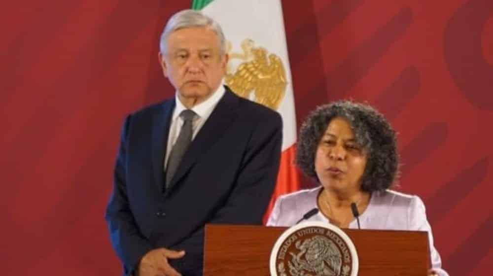 Candelaria Ochoa renuncia a la Conavim