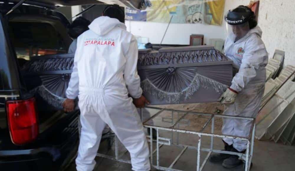 Coronavirus 60 por ciento más letal que la delincuencia