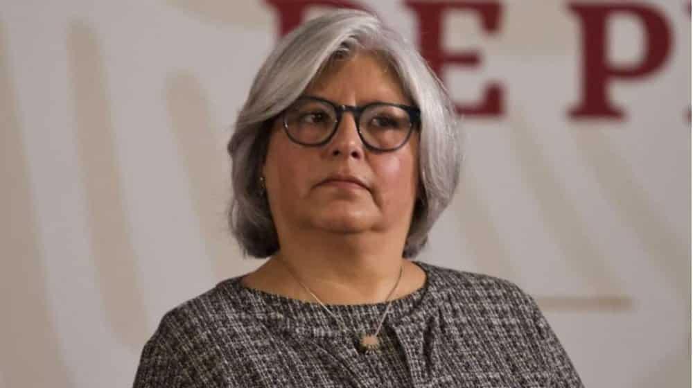 Graciela Márquez Colín se aislará ante sospecha de COVID-19