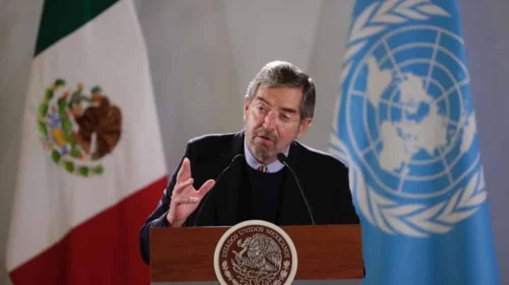 México será parte del Consejo de Seguridad de la ONU
