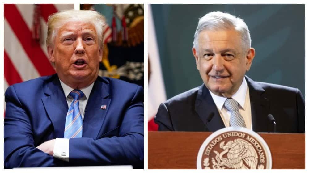 Visita de AMLO a Trump será el 8 y 9 de julio: Ebrard - News Report MX