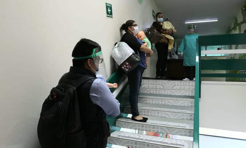 protocolos de higiene para reabrir las guarderías del IMSS