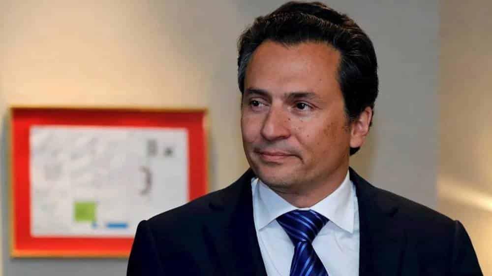 Emilio Lozoya Austin fue vinculado a proceso