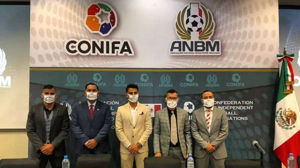 Liga de Balompié Mexicano recibe aval de la CONIFA