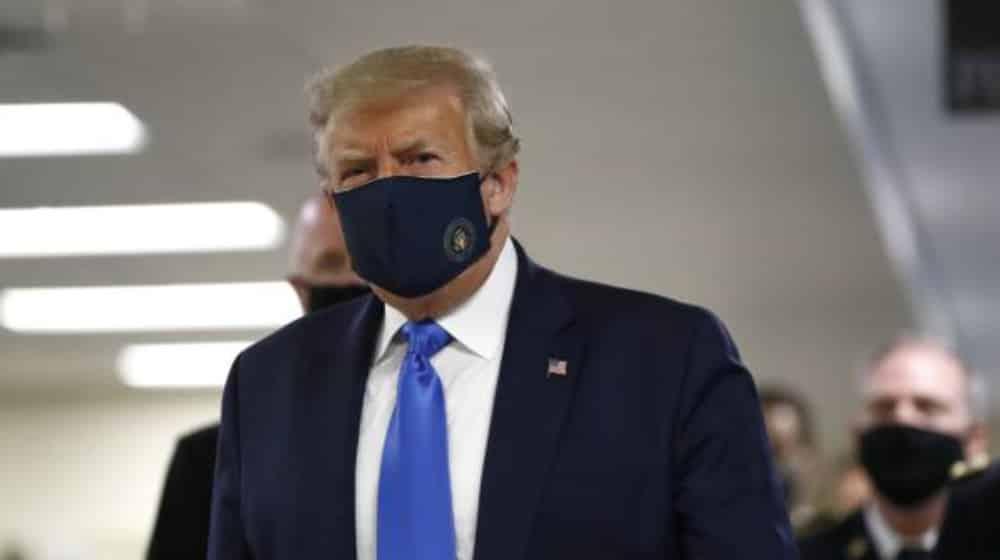 Pandemia de coronavirus va a empeorar Trump