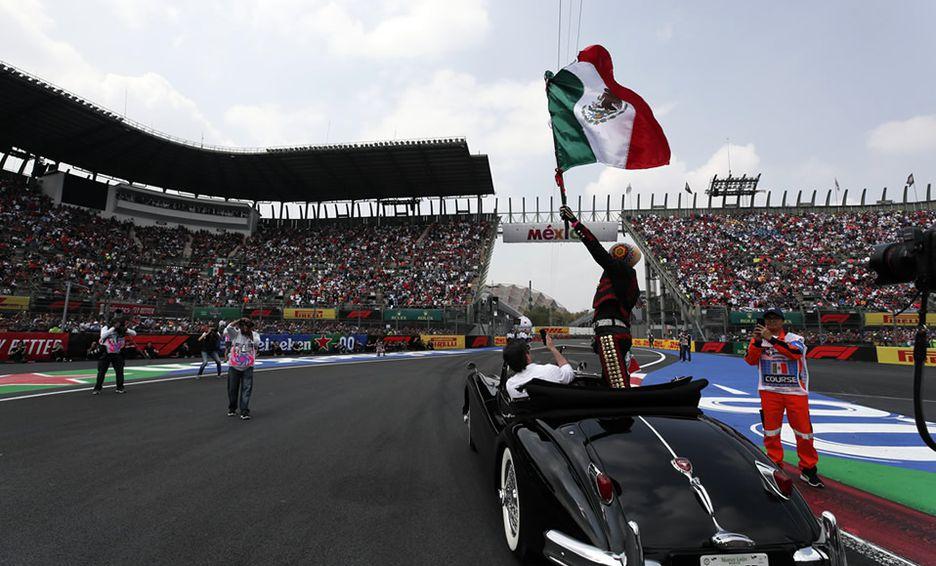 Se cancela el Gran Premio de México 2020